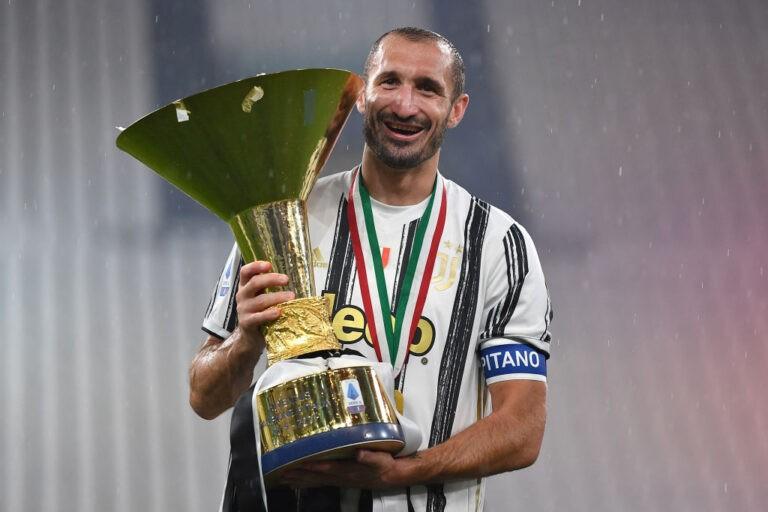 Premiazione Juventus
