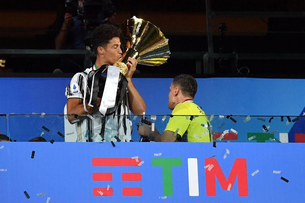 2. Cristiano Ronaldo - 92 (Photo Getty Images)