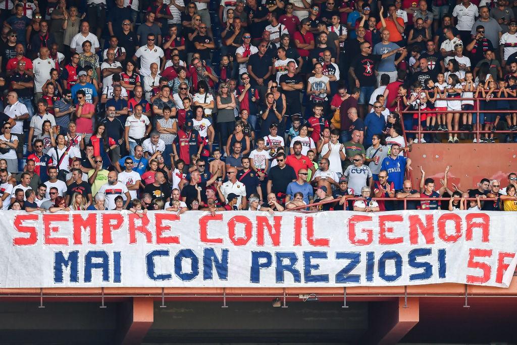 Genoa, Preziosi: