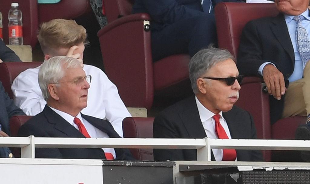 8 - Stan KroenkeMike - Arsenal - patrimonio di 8.4 miliardi di dollari (Photo by Hewitt/Getty Images)
