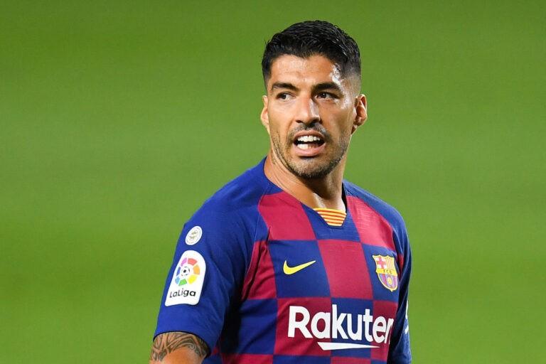 Suarez (Photo by David Ramos/Getty Images)