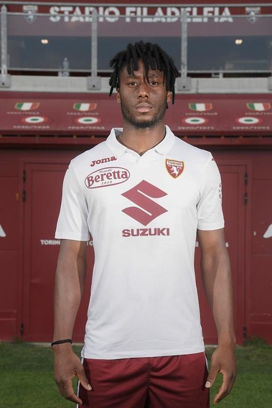 Sito Torino Fc - Shooting nuove maglie gara stagione 2020-2021.