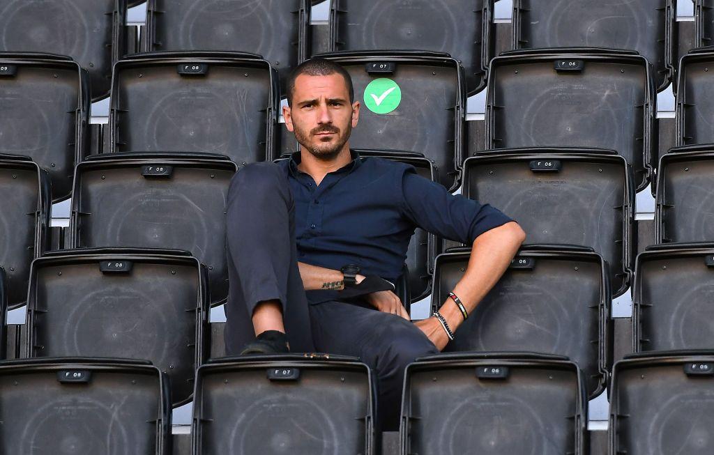 Bonucci (Photo by Alessandro Sabattini/Getty Images)
