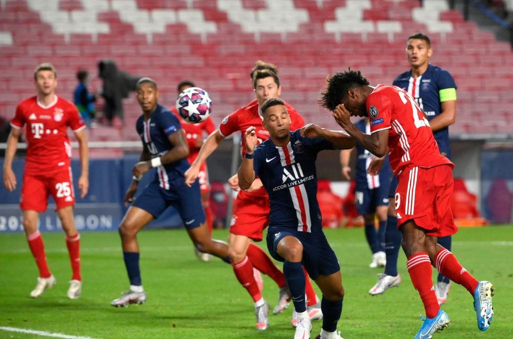 Bayern Paris St Germain