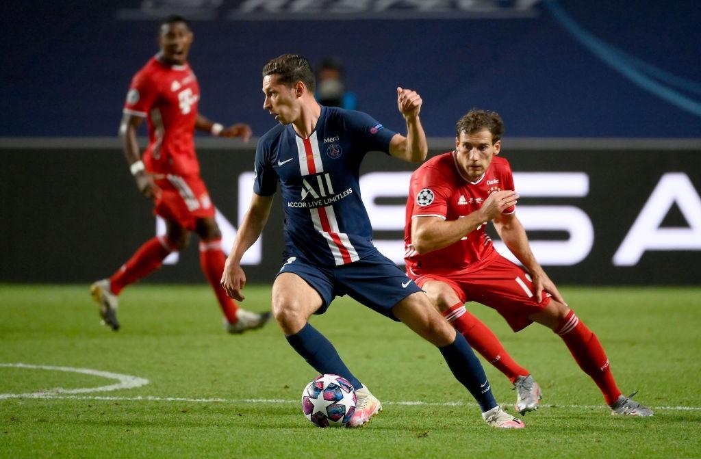 Paris Saint Germain V Bayern Munich UEFA Champions