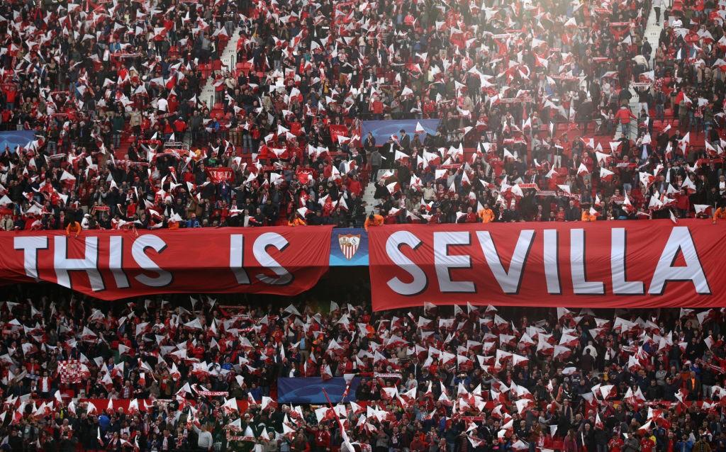 tifosi Siviglia