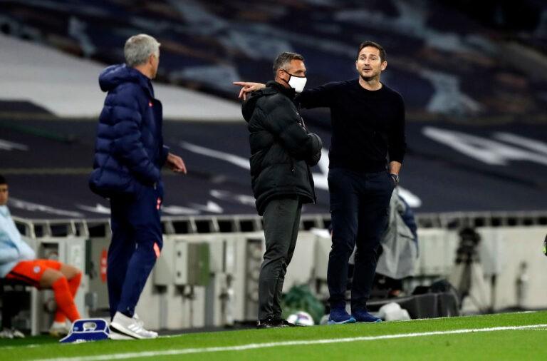 Mourinho Lampard