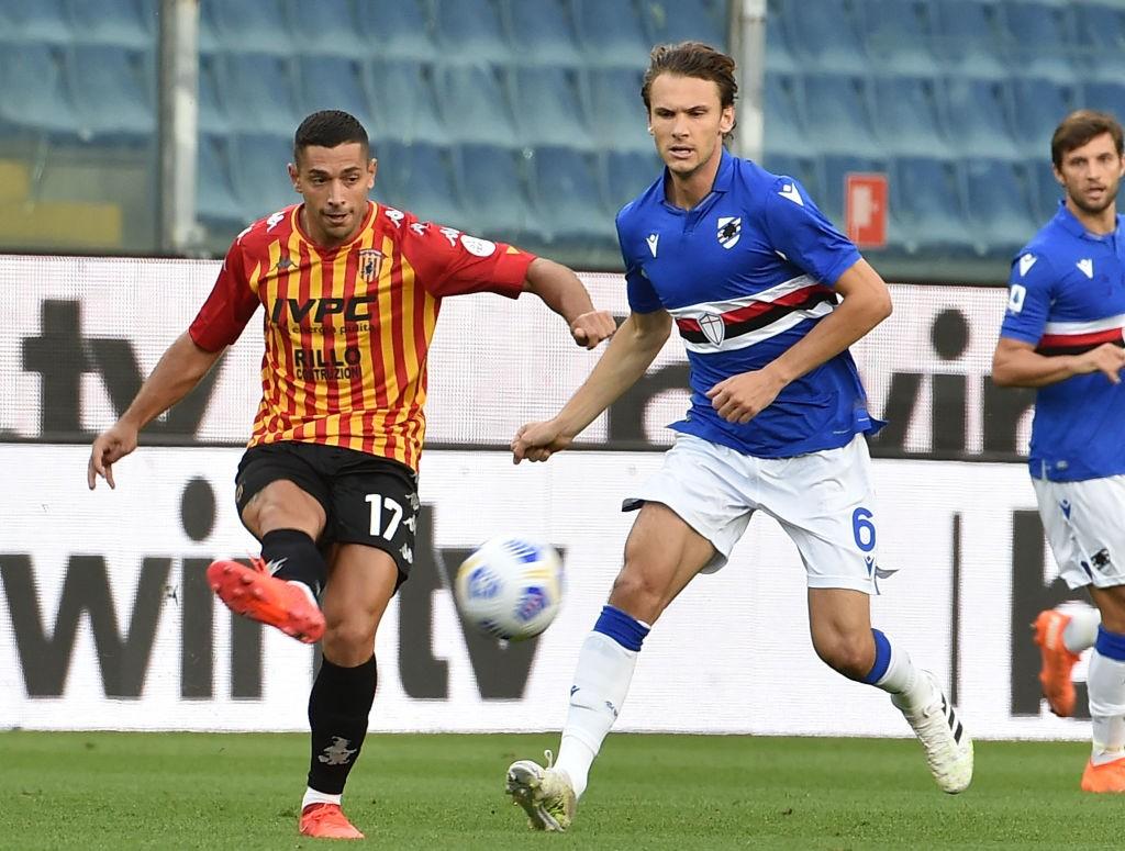 Sampdoria Benevento