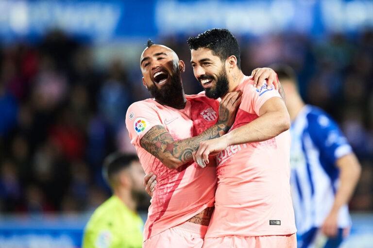 Vidal e Suarez Barcellona