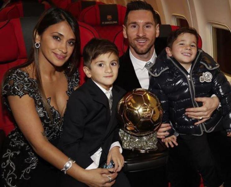 famiglia Messi