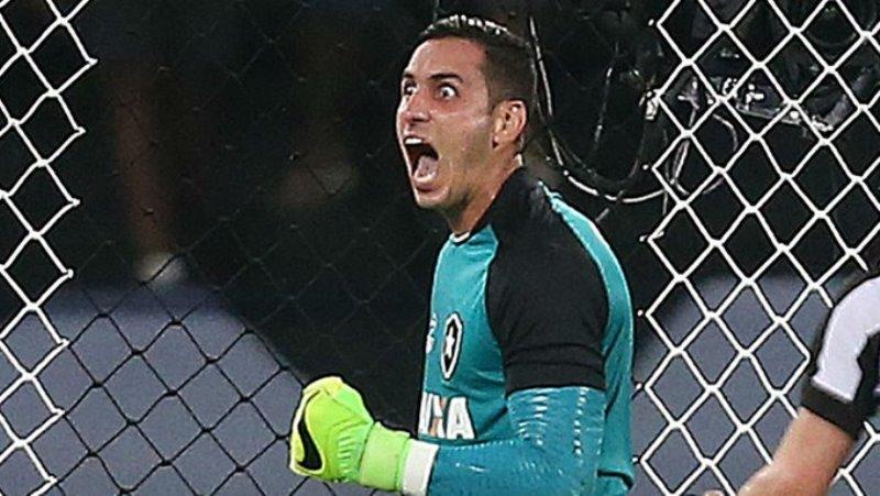 portiere del Botafogo