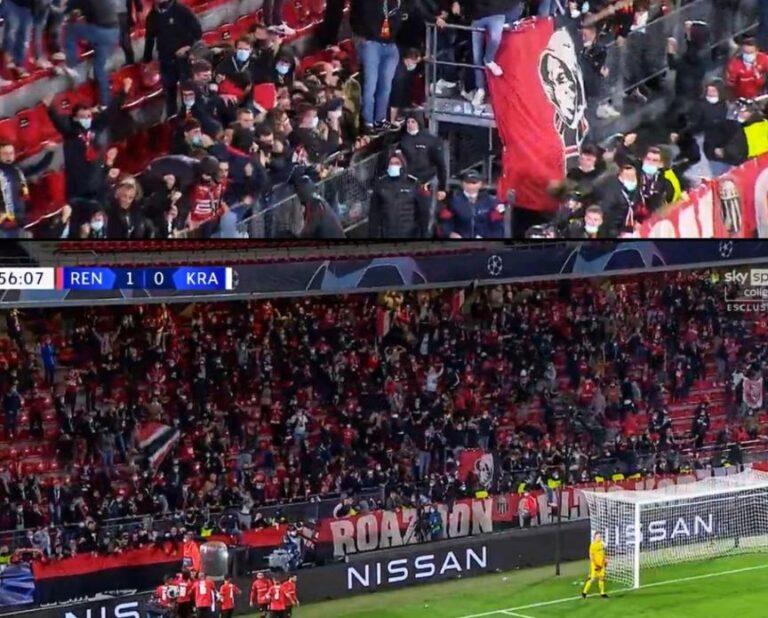 Rennes Krasnodar