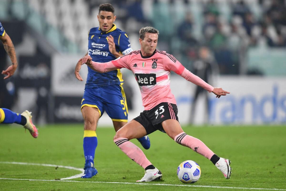 Juventus-Verona 1-1, le pagelle di CalcioWeb: fenomeno Kulusevski, bocciato  Bernardeschi [FOTO]