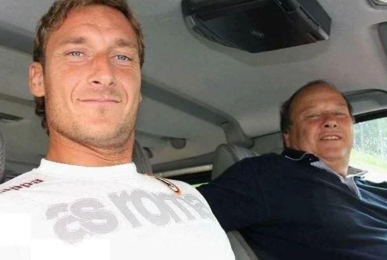 Francesco Totti, è morto il padre Enzo: era positivo al coronavirus