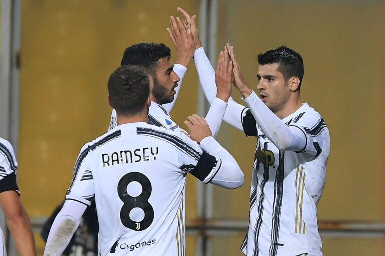 Benevento Juventus