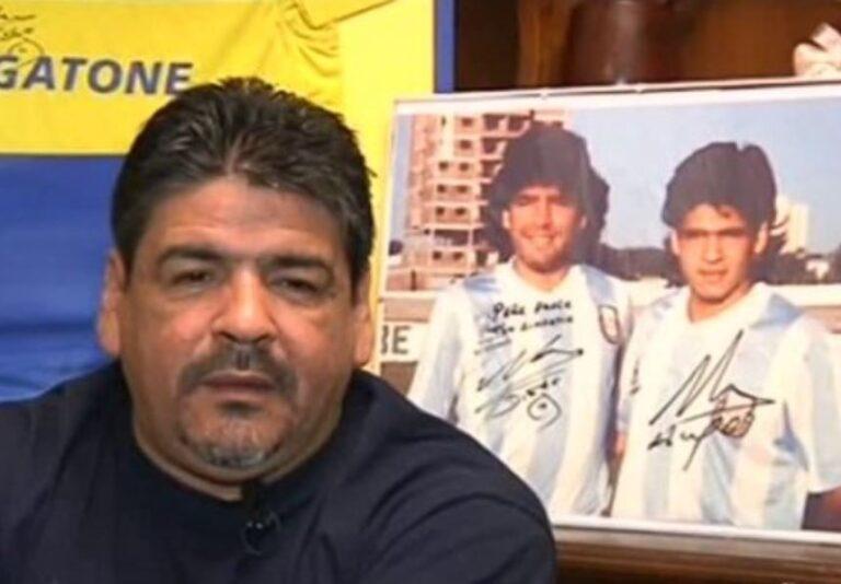 fratello Maradona