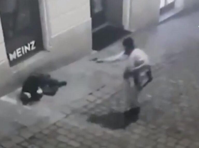 Attentato Vienna