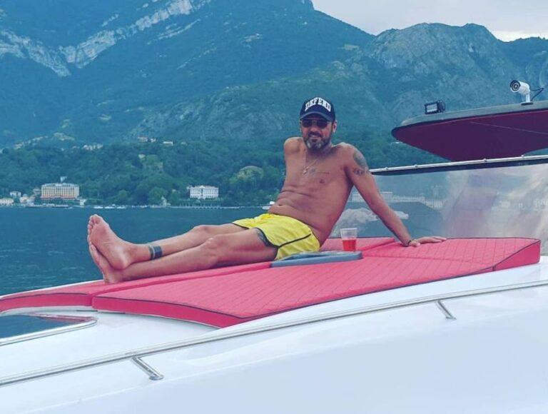 Sossio Aruta (Foto Instagram)