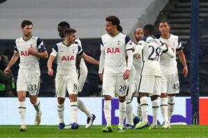Tottenham Ludogorets