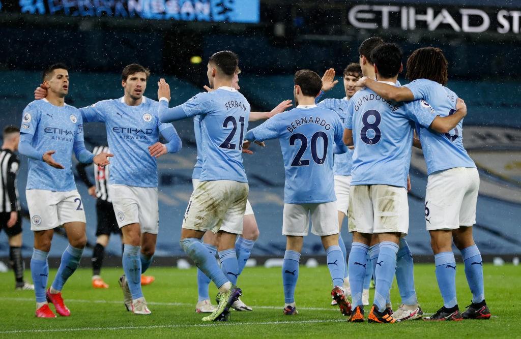 Manchester City Newcastle