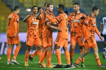 Parma Juventus