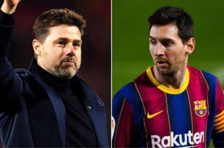 Pochettino Messi