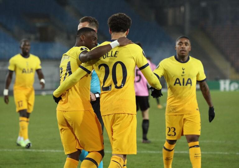 Lask Tottenham