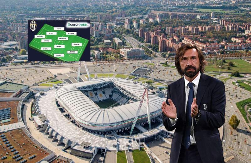 Juventus, arriva l'attaccante: nuova soluzione per Pirlo, come cambia l'11 per l'assalto scudetto [FOTO]