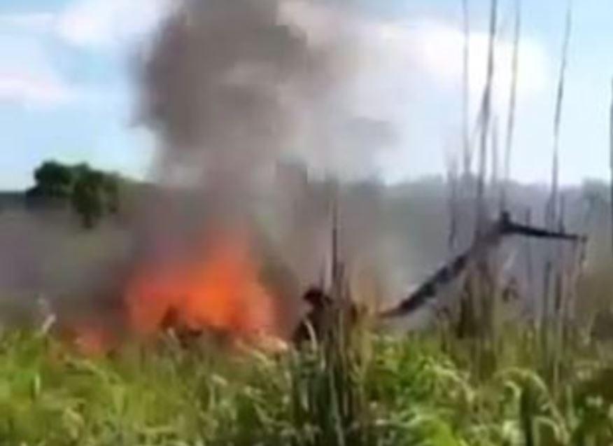 """L'incidente aereo in Brasile: """"trovati i corpi dei calciatori carbonizzati"""""""