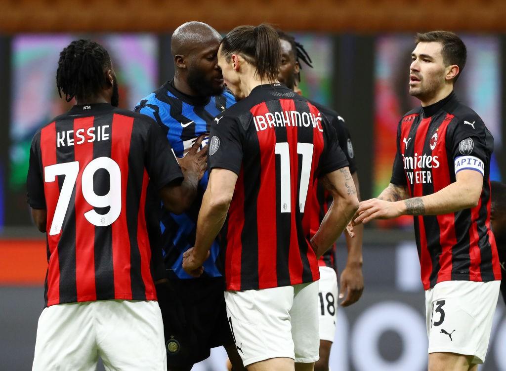 La lite tra Ibrahimovic e Lukaku: il Codacons chiede un durissimo provvedimento per lo svedese