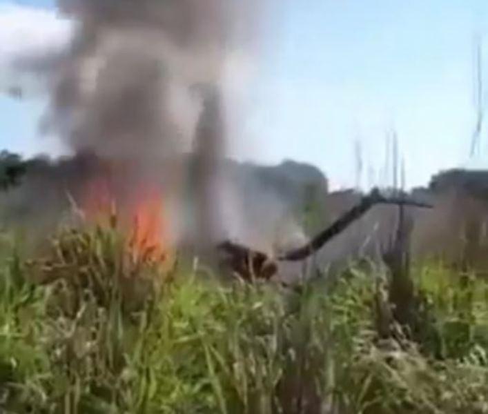 Disastro aereo in Brasile: morti quattro giocatori ed il presidente del Palmas