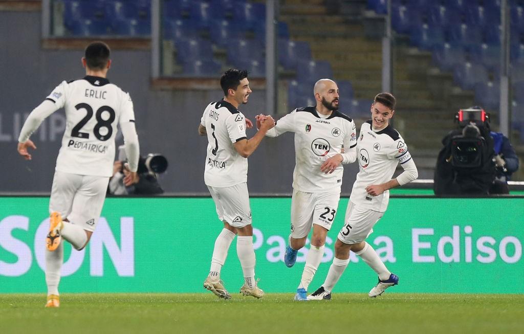 Roma Spezia 2 4, le pagelle di CalcioWeb: disastro giallorosso, semaforo 'Verde' per la squadra di Italiano