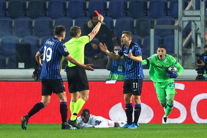 Atalanta Real Madrid 0 1, le pagelle di CalcioWeb: l'arbitro regala la vittoria ai Blancos, ma la squadra di Gasperini è ancora in vita
