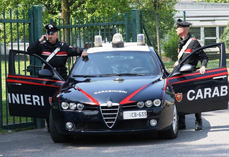 Una busta con due bossoli è stata inviata a Renzi al Senato