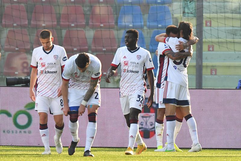 I risultati di Serie A, 24ª giornata: il Cagliari si rilancia, l'Udinese vince nel finale. La classifica