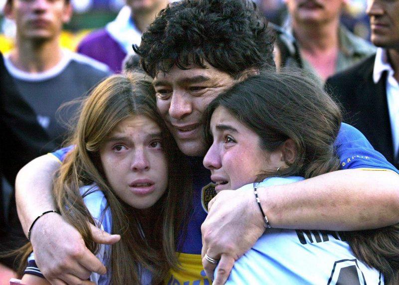 figlia Maradona