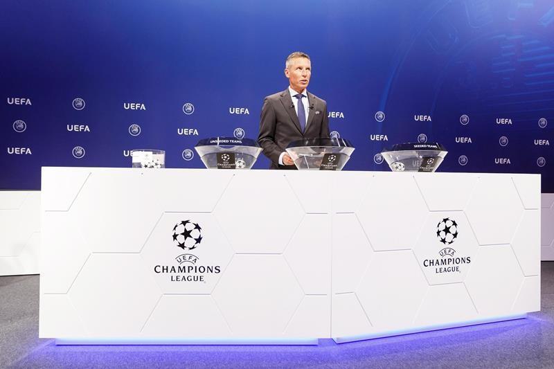 Champions ottavi finale