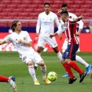 Atletico Madrid Real Madrid 1 1, sfida di bomber: Benzema risponde a Suarez [FOTO]