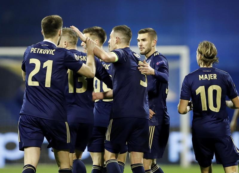 Dinamo Zagabria Tottenham