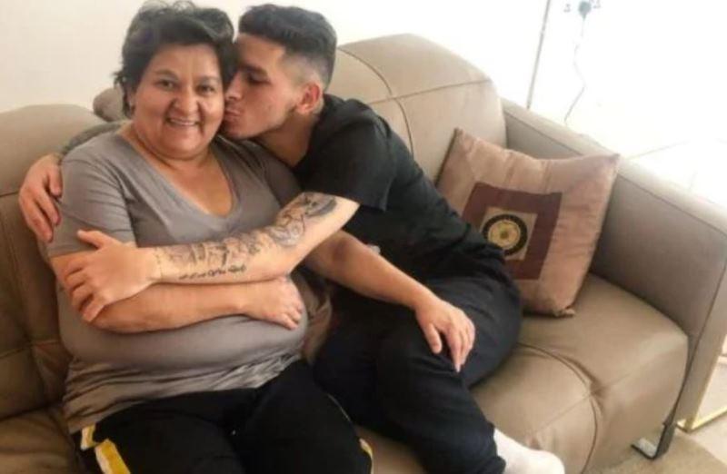 mamma Torreira