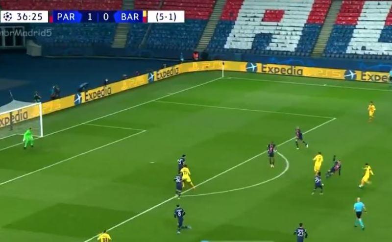 Gol Messi