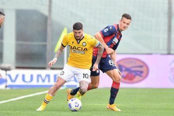 Crotone Udinese