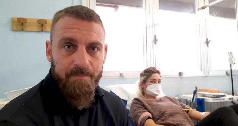 Le notizie del giorno, le condizioni di De Rossi. L'allenatore Grassadonia è svenuto in campo, la moglie di Inzaghi ricoverata