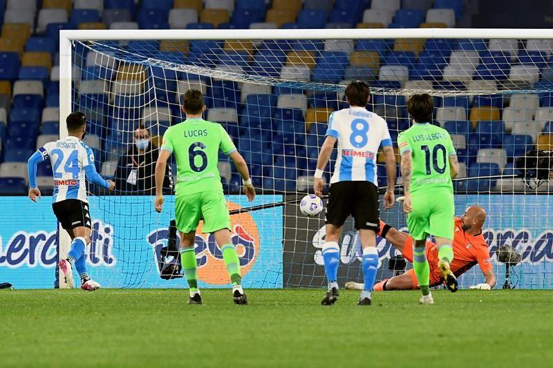 Napoli Lazio 5 2, le pagelle di CalcioWeb: la squadra di Gattuso è da capogiro, biancocelesti quasi mai in partita