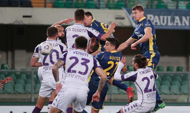 Verona-Fiorentina 1-2, le pagelle di CalcioWeb: colpo salvezza dei viola, l'obiettivo è più vicino