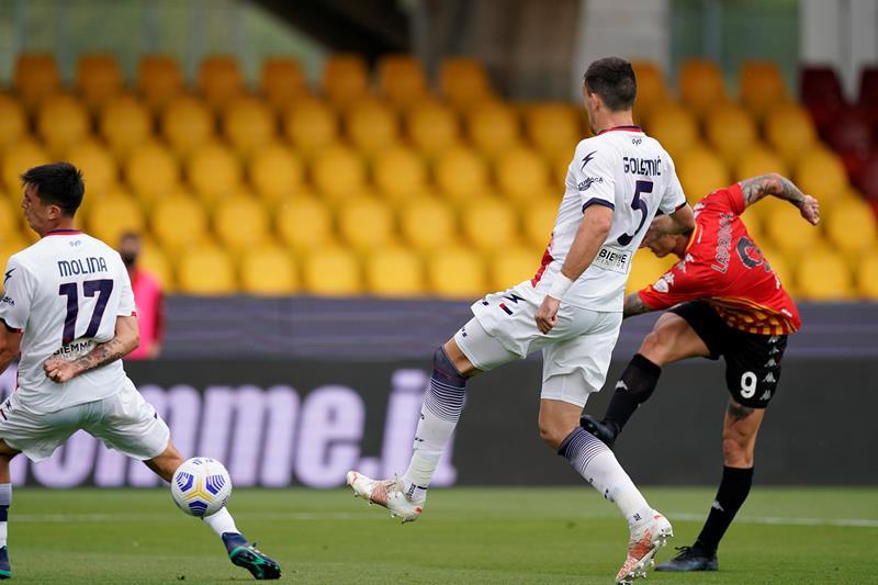 Benevento Crotone 1 1, le pagelle: apre Lapadula, Simy gela Inzaghi in pieno recupero