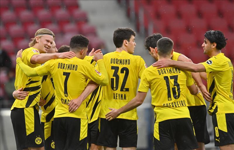 Magonza Dortmund interrotta: il motivo, poi si torna in campo