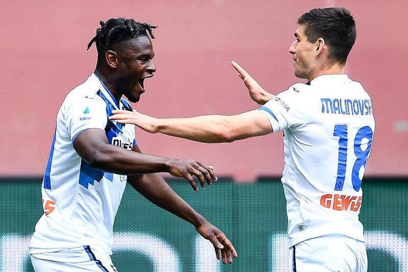 Genoa Atalanta 3 4, le pagelle: è festa Champions League per la squadra di Gasperini