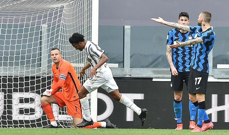 Juventus Inter 3 2, le pagelle: Cuadrado al quadrato, la doppietta tiene in vita la squadra di Pirlo