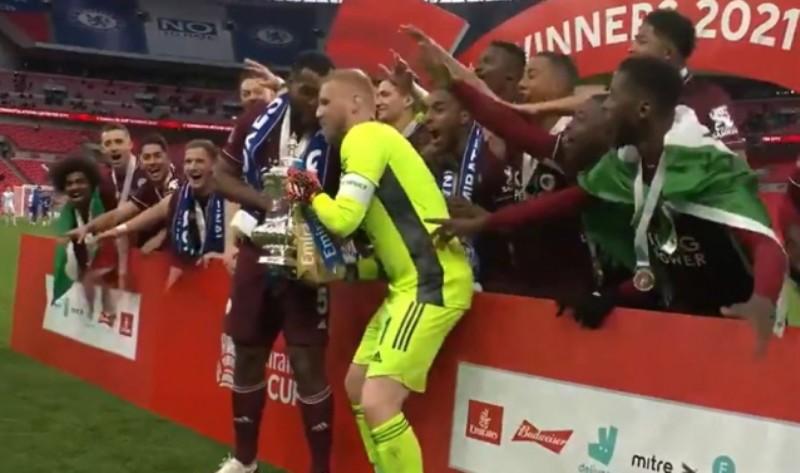 Impresa del Leicester: vince la prima FA Cup della sua storia, il Chelsea si deve arrendere